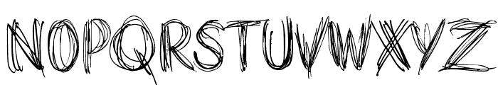 go around the books Font UPPERCASE