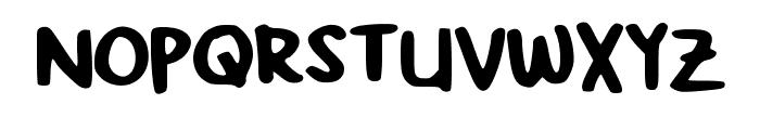 good Font UPPERCASE