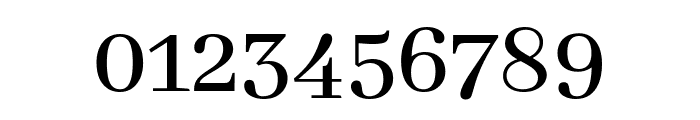Abhaya Libre 500 Font OTHER CHARS