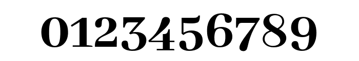 Abhaya Libre 800 Font OTHER CHARS