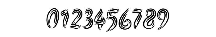 Akronim regular Font OTHER CHARS