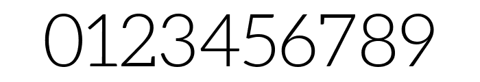Aleo 300 Font OTHER CHARS