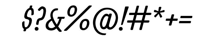 Allan regular Font OTHER CHARS