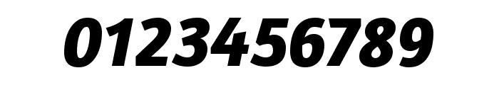 Amaranth 700italic Font OTHER CHARS