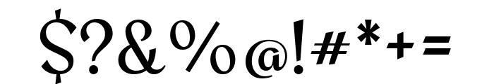 Amita regular Font OTHER CHARS