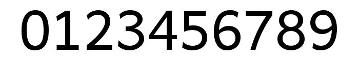 Andika regular Font OTHER CHARS