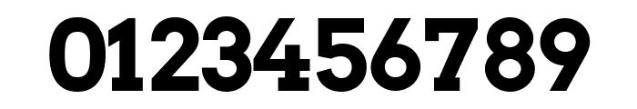 Arvo 700 Font OTHER CHARS