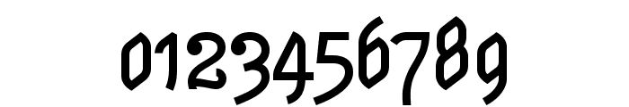 Astloch 700 Font OTHER CHARS