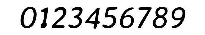 Averia Sans Libre italic Font OTHER CHARS