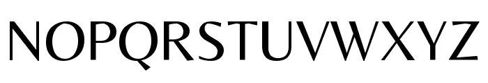 Belleza regular Font UPPERCASE