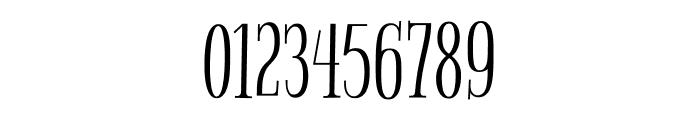 Bigelow Rules regular Font OTHER CHARS