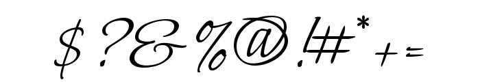 Bilbo Swash Caps regular Font OTHER CHARS