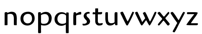 Cagliostro regular Font LOWERCASE