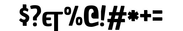 Chau Philomene One regular Font OTHER CHARS