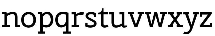 Cherry Swash regular Font LOWERCASE
