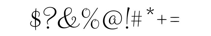 Clicker Script regular Font OTHER CHARS