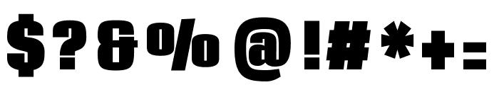 Coda Caption 800 Font OTHER CHARS