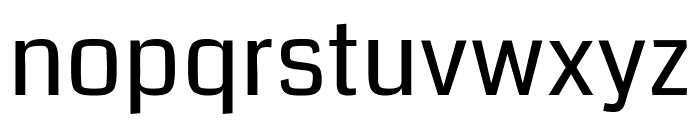 Coda regular Font LOWERCASE
