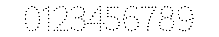 Codystar regular Font OTHER CHARS