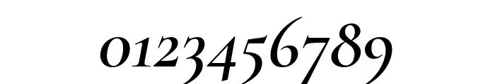 Cormorant 600italic Font OTHER CHARS