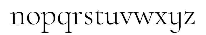 Cormorant Infant 300 Font LOWERCASE