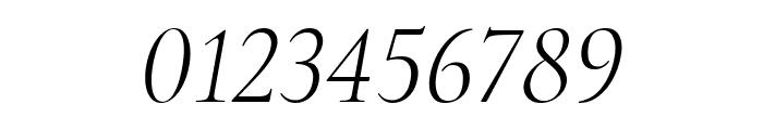 Cormorant Infant 300italic Font OTHER CHARS