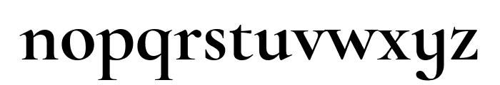 Cormorant Infant 700 Font LOWERCASE