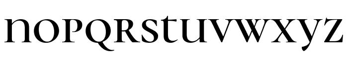 Cormorant Unicase 600 Font LOWERCASE