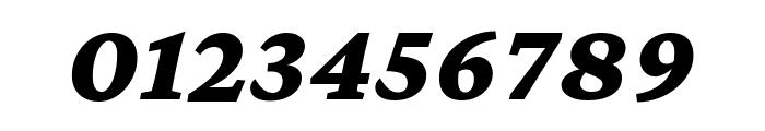 Crimson Pro 900italic Font OTHER CHARS
