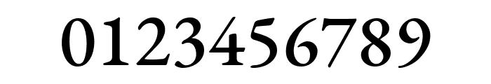 EB Garamond 500 Font OTHER CHARS