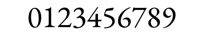 EB Garamond regular Font OTHER CHARS