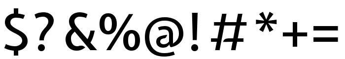 Expletus Sans 500 Font OTHER CHARS