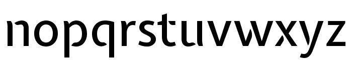 Expletus Sans 500 Font LOWERCASE