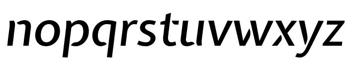 Expletus Sans 500italic Font LOWERCASE