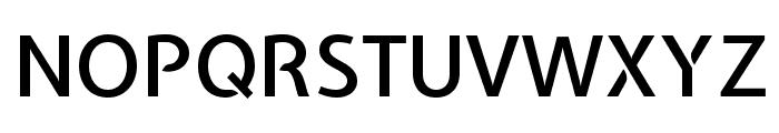 Expletus Sans 600 Font UPPERCASE