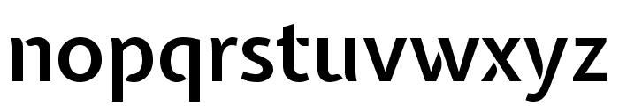 Expletus Sans 600 Font LOWERCASE