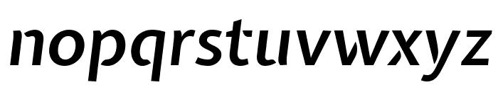 Expletus Sans 600italic Font LOWERCASE