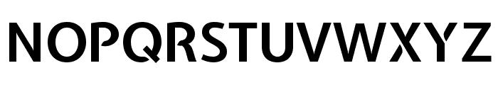 Expletus Sans 700 Font UPPERCASE