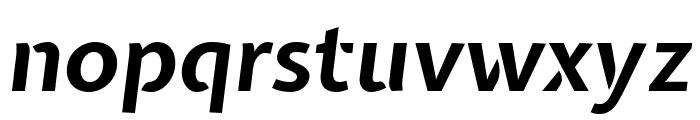 Expletus Sans 700italic Font LOWERCASE