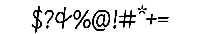 Farsan regular Font OTHER CHARS