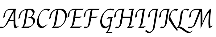 Felipa regular Font UPPERCASE