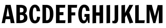 Francois One regular Font UPPERCASE