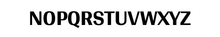 Gidugu regular Font UPPERCASE