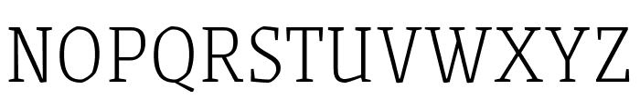 Grenze 200 Font UPPERCASE