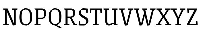 Grenze 300 Font UPPERCASE