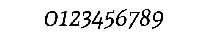 Grenze 300italic Font OTHER CHARS