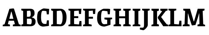 Grenze 600 Font UPPERCASE