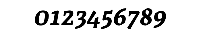 Grenze 600italic Font OTHER CHARS
