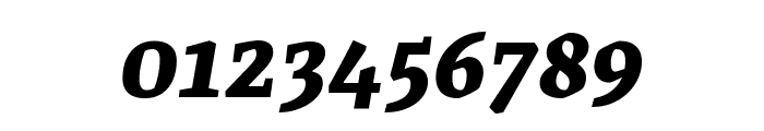 Grenze 700italic Font OTHER CHARS