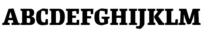 Grenze 800 Font UPPERCASE